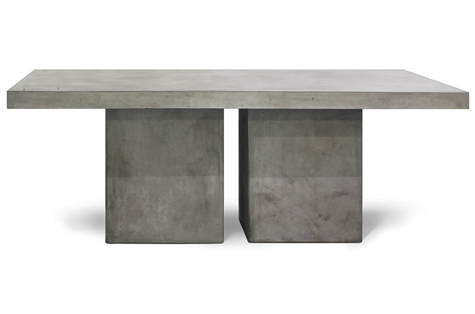 Perpetual Loire Table Gray 501ft024p2g