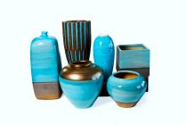 CERAMIC BLUE COLLECTION