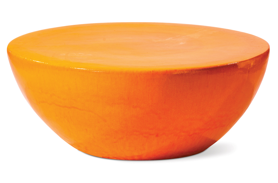 Ceramic  Bowness  308FT293P2O, Orange
