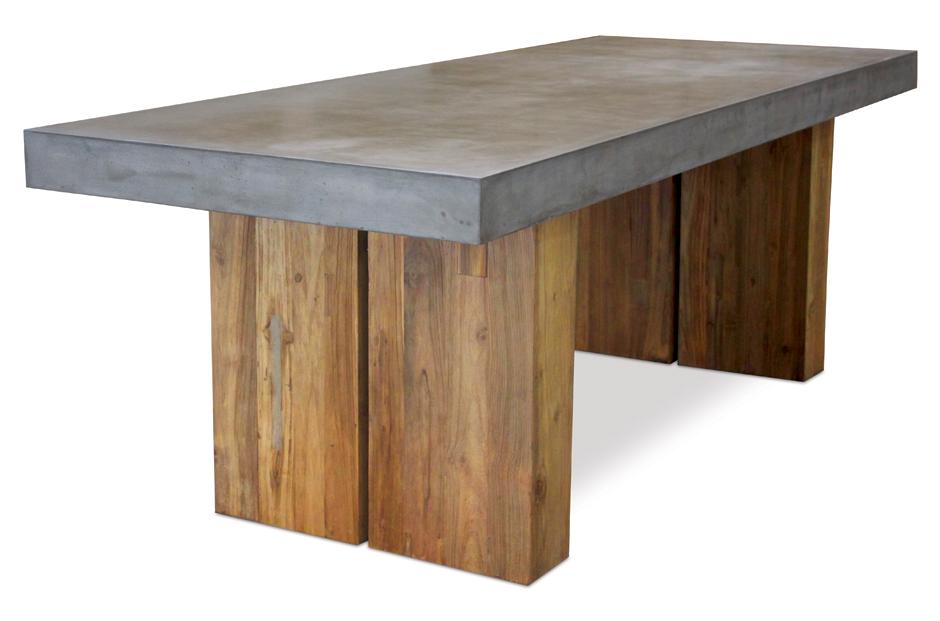 Perpetual Teak Olympus Dining Table 87u0026quot; - Seasonal Living