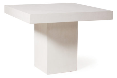 Perpetual  Provence Dining 39  501FT100W, White