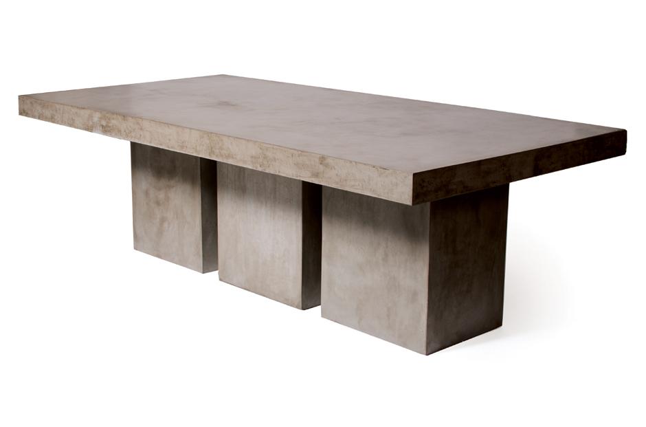 Perpetual Tuscan Dining Table 3 Leg Base Set