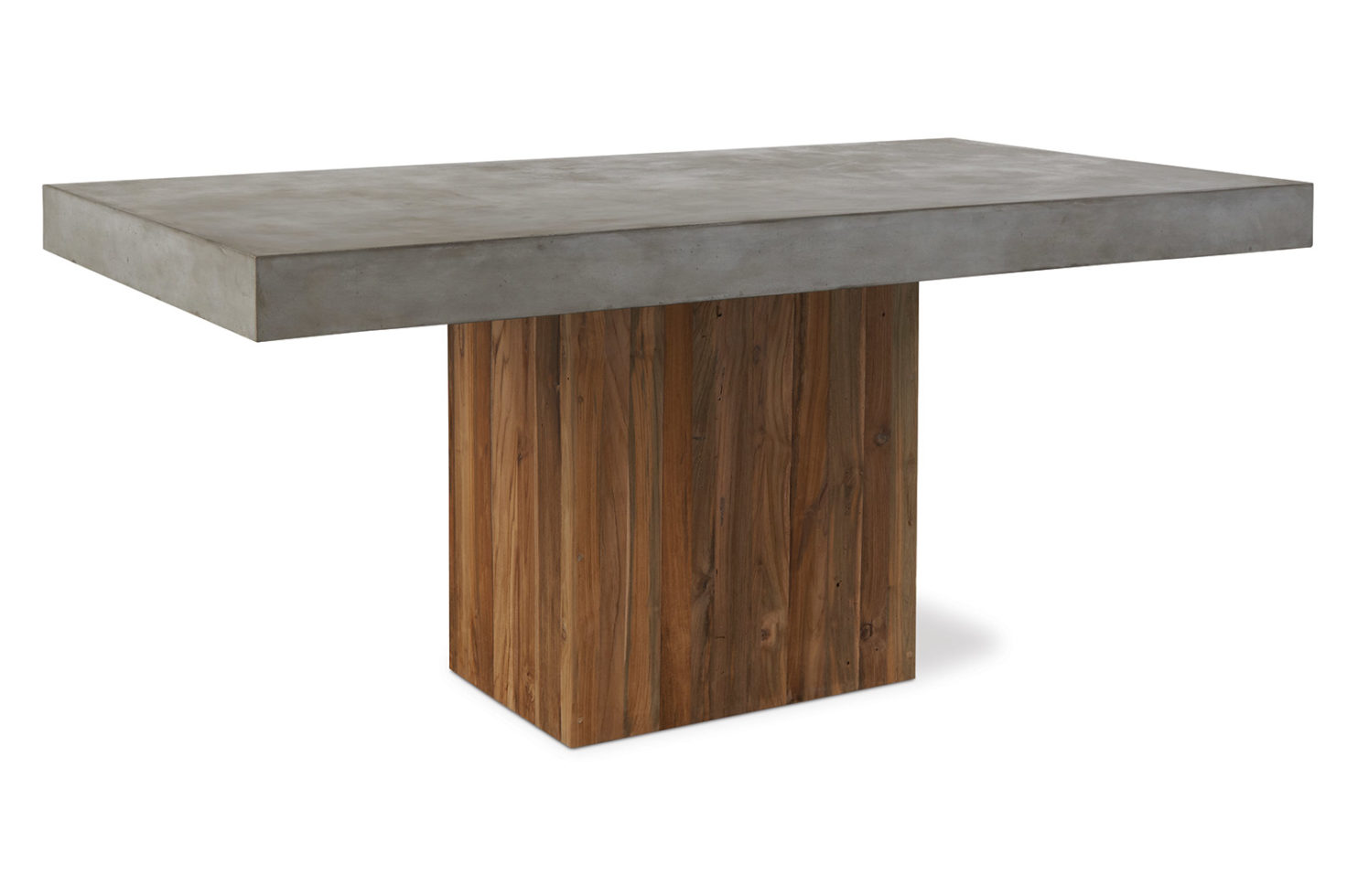 Perpetual Sparta Table 501FT043P2G, Gray