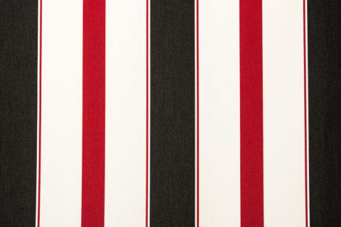 Legacy Stripe Red Black 10040 02