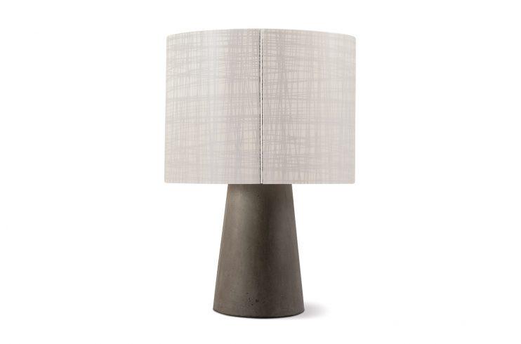 Inda Concrete Table 501LT002P2GL off