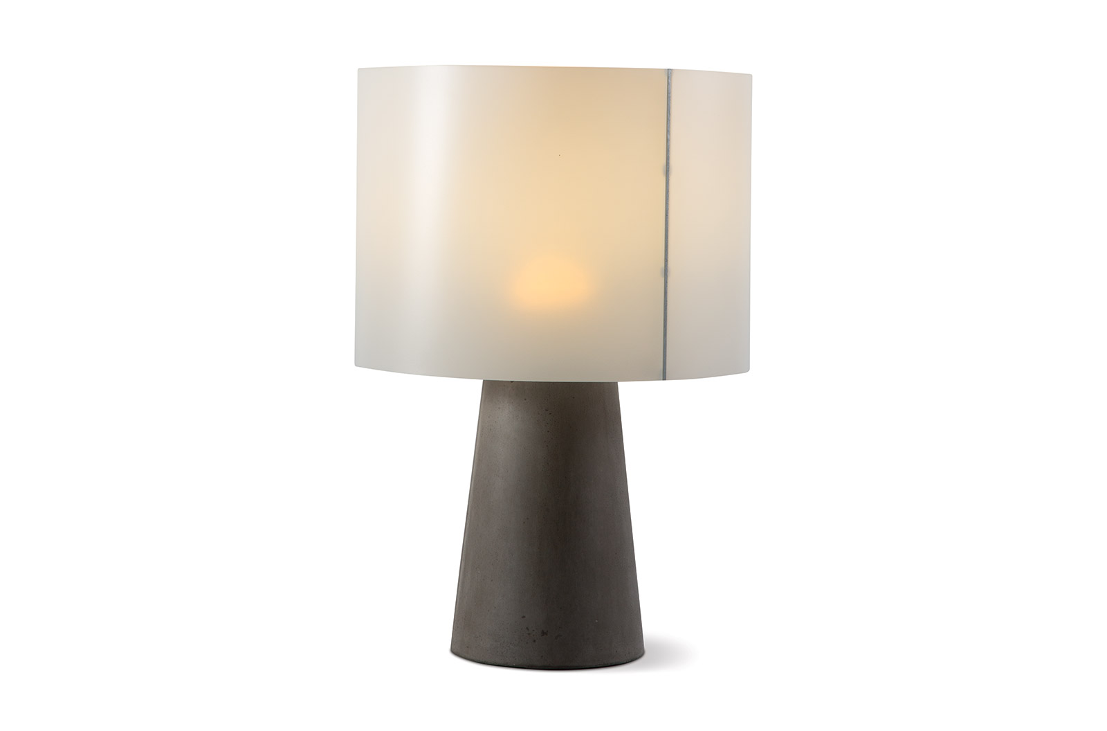 inda cordless outdoor led table lamp