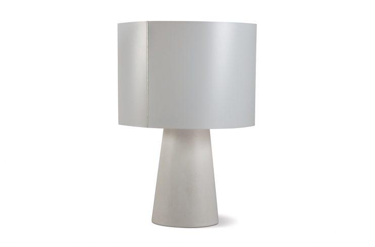 Inda Concrete Table 501LT002P2WP off