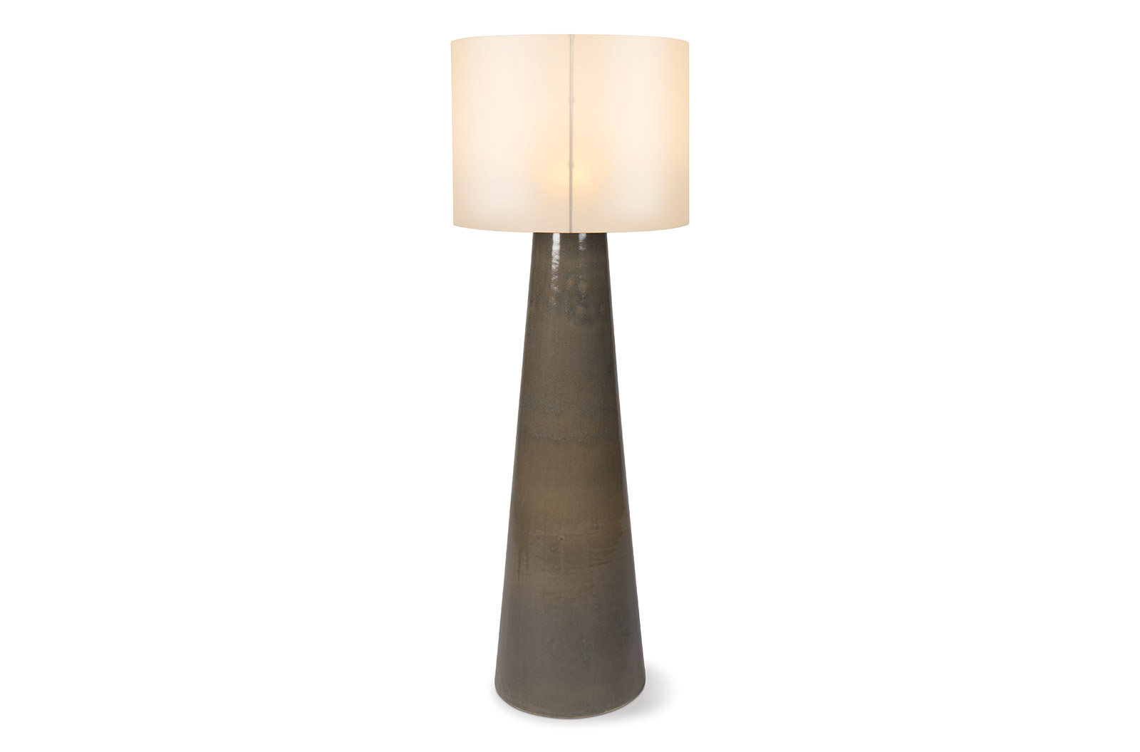 Inda copenhagen ceramic cordless outdoor led floor lamp for Cordless led floor lamp review