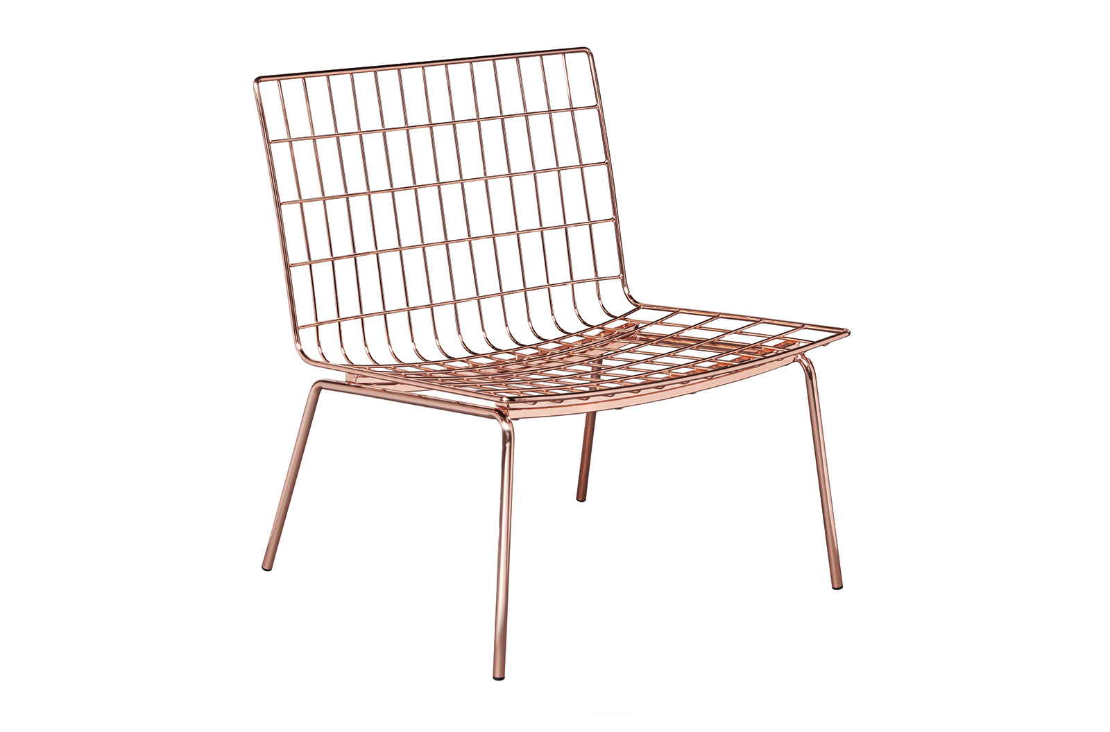 Perpetual Mesh Link Lounge Chair Seasonal Living