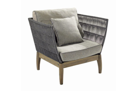 Wings Lounge Chair 3/4 504FT001P2G