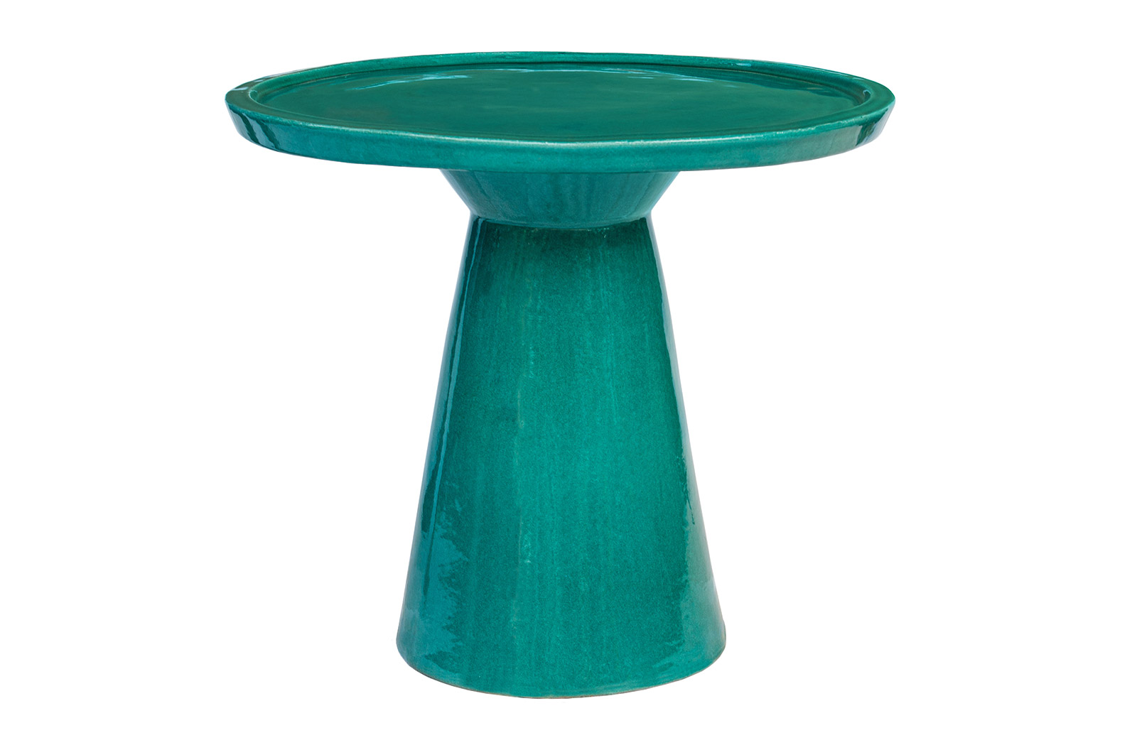 Ceramic Colombo Accent Table