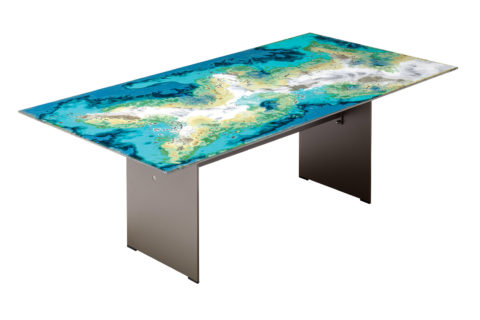 Etna Rect Table Taupe 801FT002P2OC 3