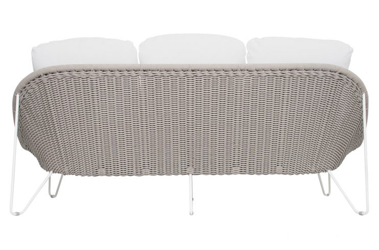 Archipelago Aegean Sofa 620FT021P2CWT 1 back