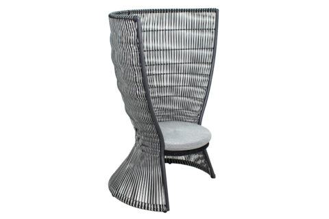 Archipelago Nicobar Chair 620FT006P2DGED 1 3Q