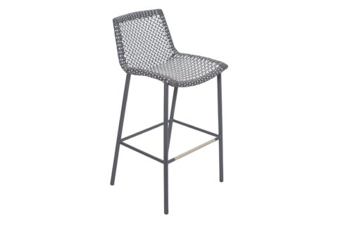 Archipelago San Blas Bar Chair 620FT051P2DG 3Q