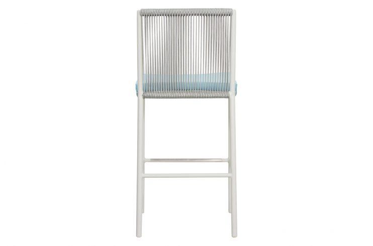 Archipelago Stockholm Counter Chair 620FT045P2CWD cushion 1 back
