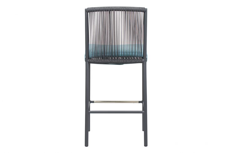 Archipelago Stockholm Counter Chair 620FT045P2DGP cushion 1 Back