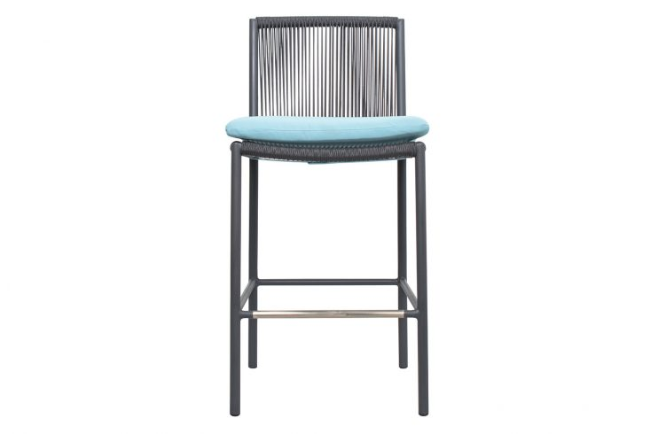 Archipelago Stockholm Counter Chair 620FT045P2DGP cushion 1 Front