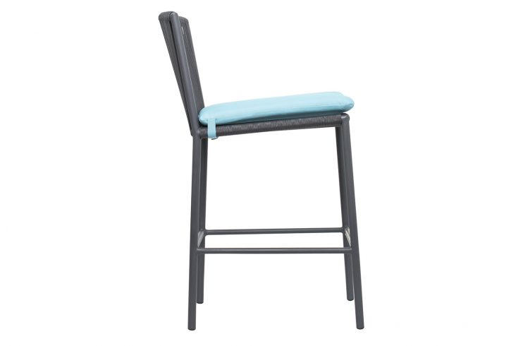 Archipelago Stockholm Counter Chair 620FT045P2DGP cushion 1 Side