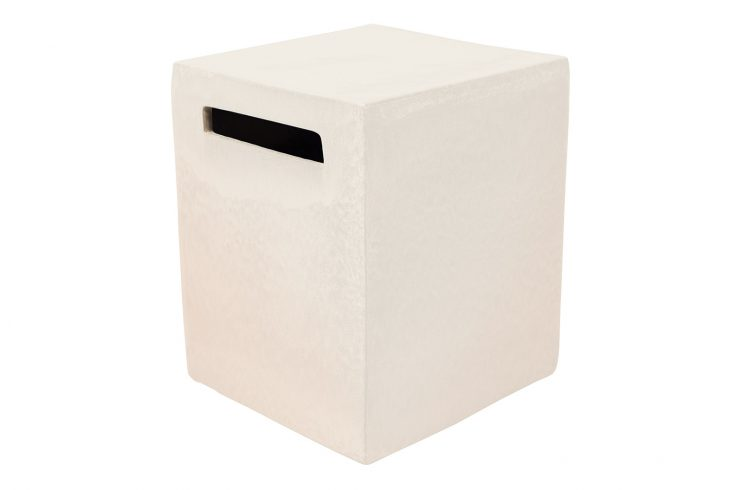 Ceramic davenport square cube 308FT234P2SW