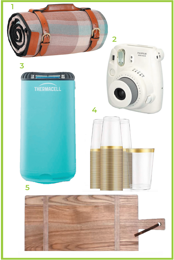 Best Finds For Summer Picnics