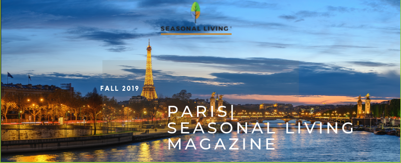 Fall 2019 Issue of Seasonal Living Magazine Is Live
