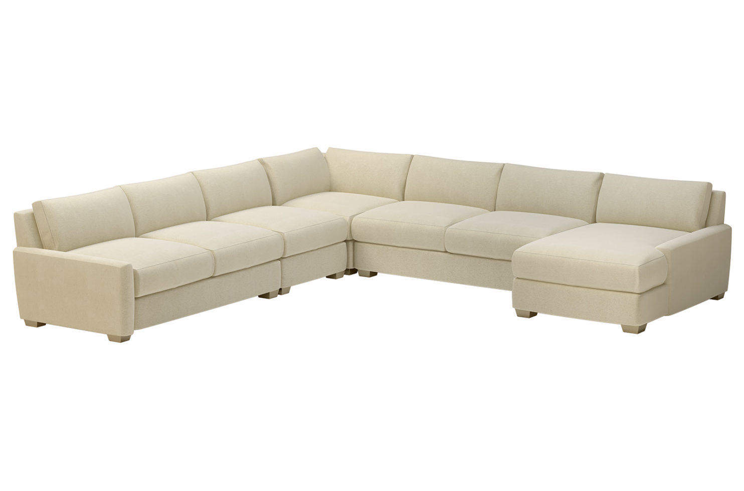 fizz imperial full right chaise 105FT004P2