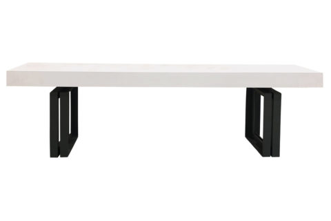 Perpetual senza bench 501FT183P2W 1 front