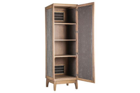 wings cabinet 504FT420P2G E 1 3Q open