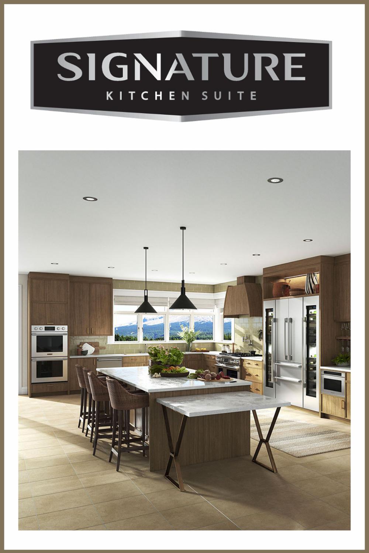 Signature Kitchen Suite kitchen apppliances