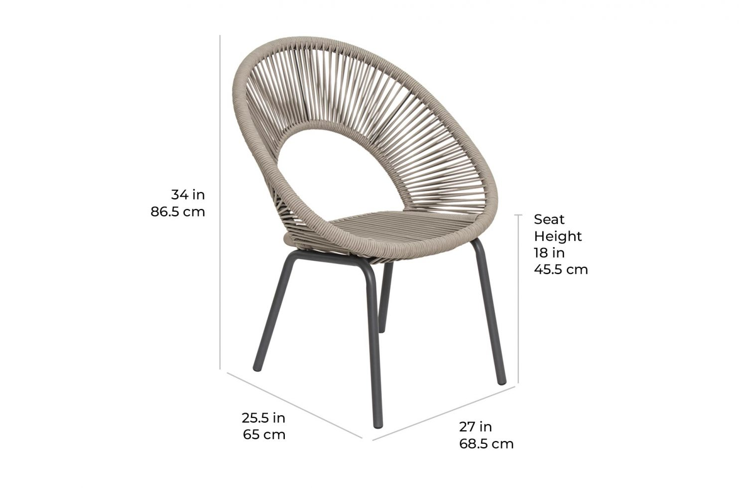 arch ionian dining 620FT025P2 scale dims