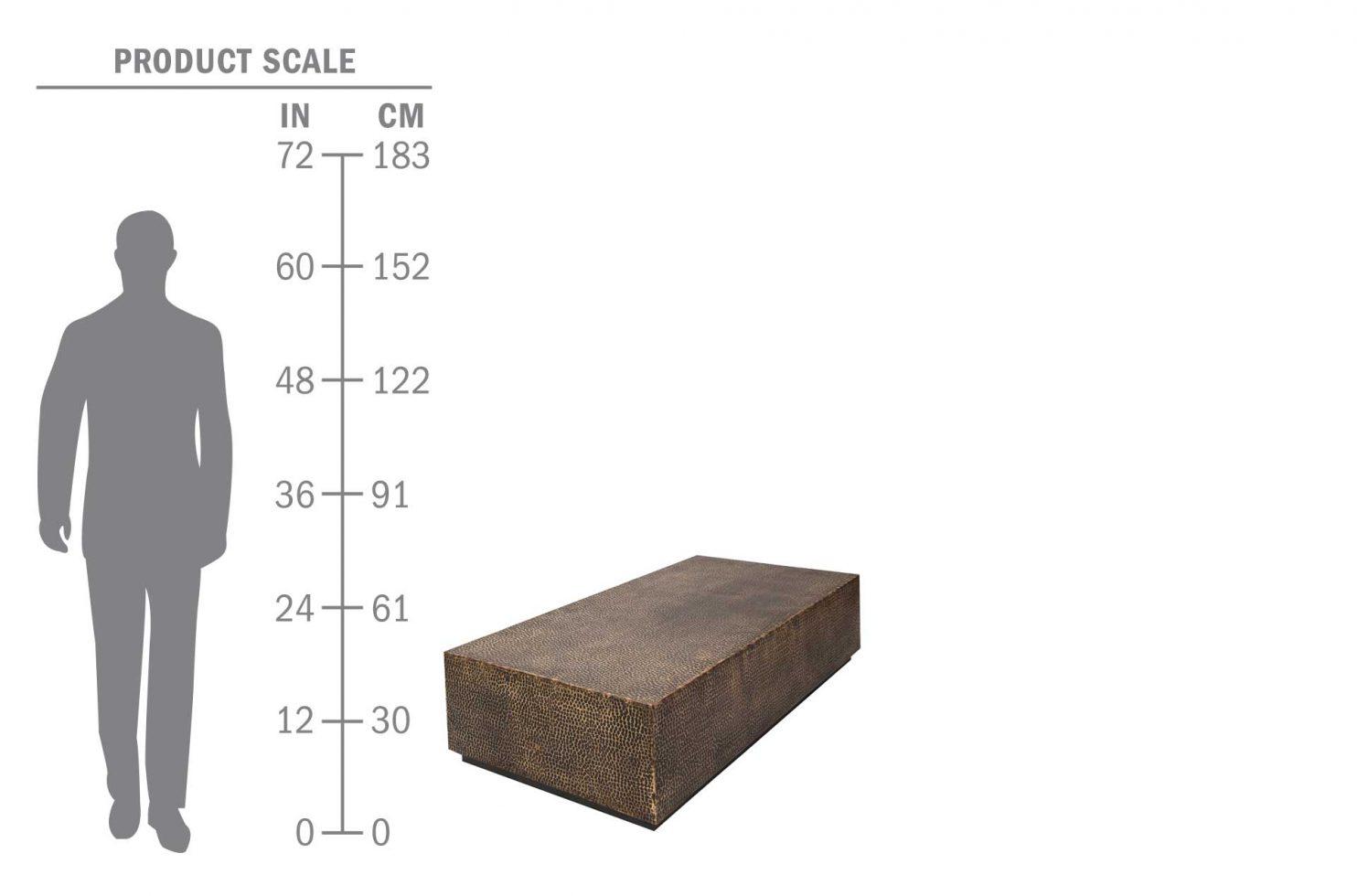 ingot forge 520FT012P2AB scale human